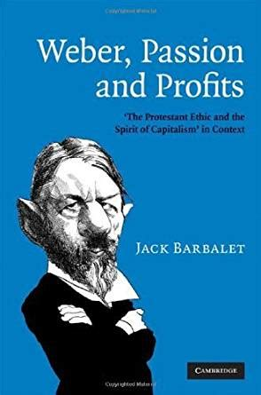 The Protestant Ethic and the Spirit of Capitalism Bartleby